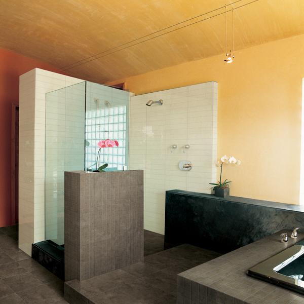 geolied parket badkamer: sydati decoratie ladder badkamer laatste, Badkamer